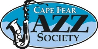 2018 Cape Fear Jazz Society Scholarship Concert
